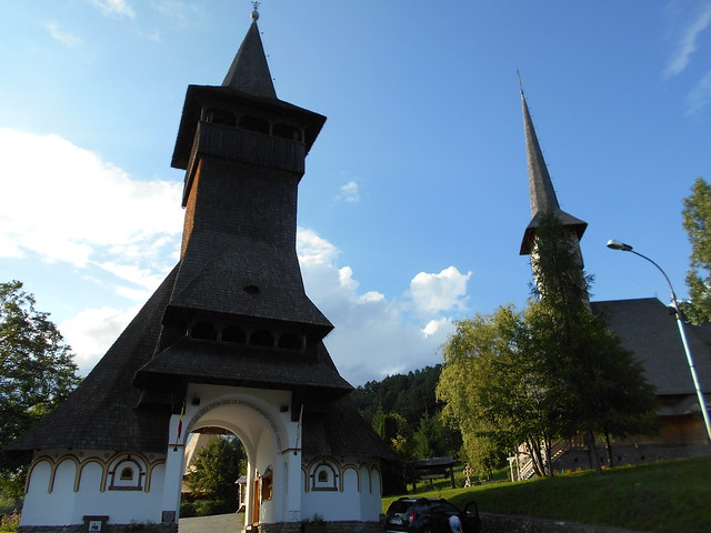 monastero, Bârsana