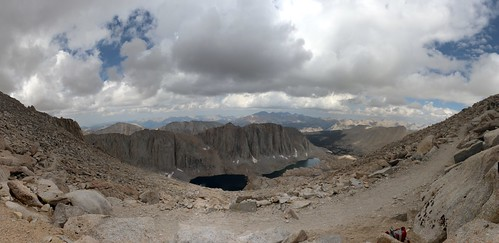 1449 180-degree panorama from just south of Mount Muir on the the John Muir Trail | by _JFR_