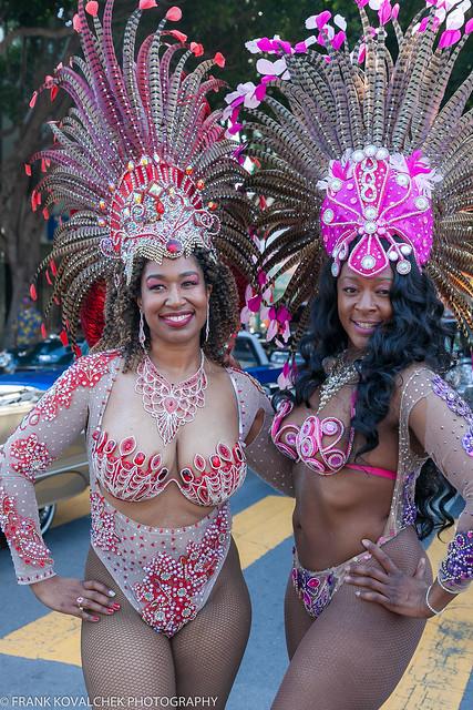 2018 Carnaval Parade, Mission District, San Francisco