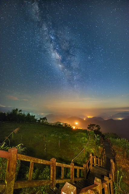 隙頂~銀河星空~  Milkyway