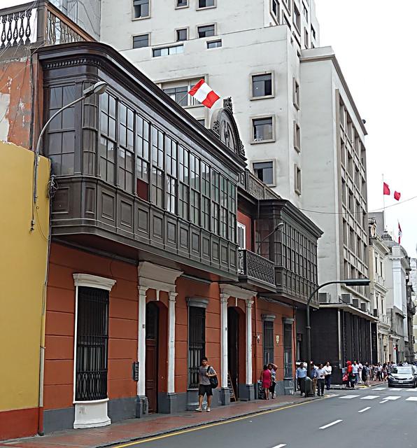 Lima-Perú, 2019, Centro Histórico
