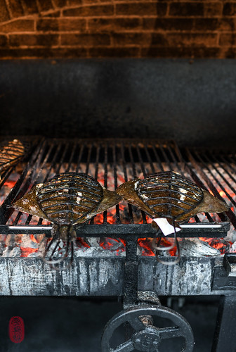 Turbot on the grill. | by ulterior epicure