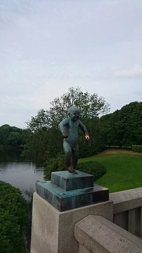 Vigelandsparken | by alanchen