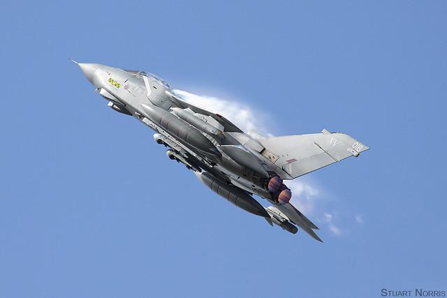 Tornado GR4 ZA410 016 - 15(R) Squadron RAF Lossiemouth