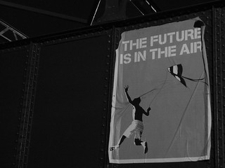 The future is in the air