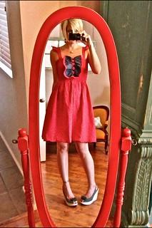 The Honey Girl dress