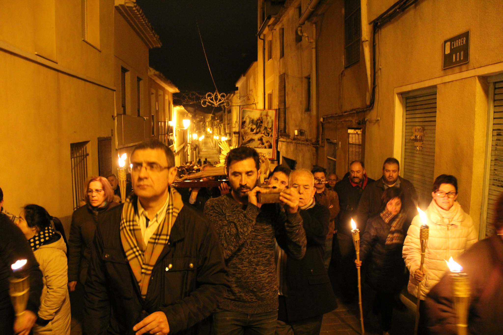 (2016-03-18) - VII Vía Crucis nocturno - Antonio José Verdú Navarro (112)