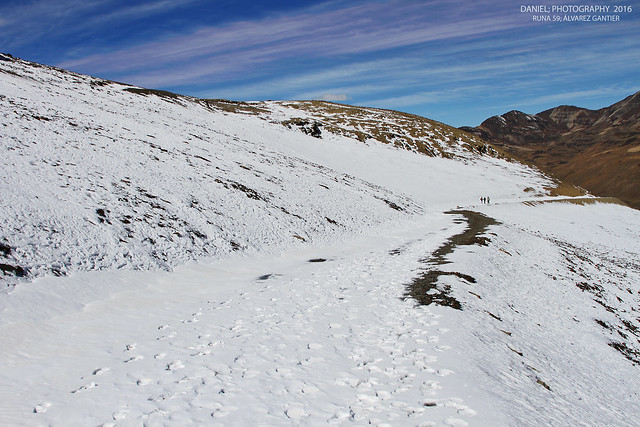 Trek sobre nieve (Explored)