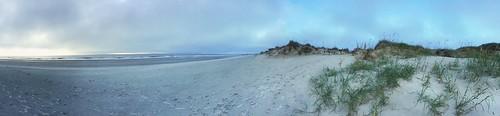 beach ocean atlantic sunsetbeach sunsetbeachnc northcarolina coast panorama mailbox summer travel