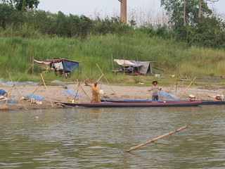 Fishing Camp on the Mekong River | by FISH-BIO