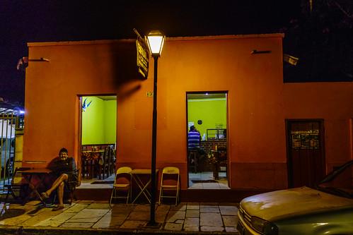 Restaurant, Pirenopolis, Brazil