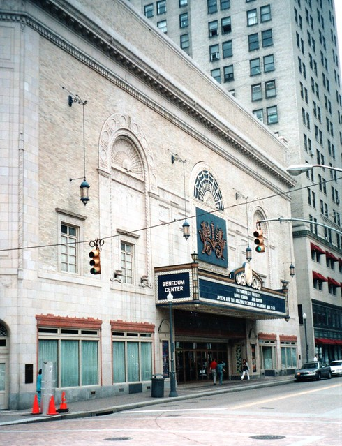 Pittsburgh PA ~ Benedum Center for the Performing Arts ~  My Old 35mm