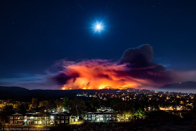The Sand Fire