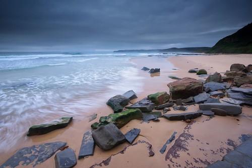 australia aus merewether newsouthwales seascape longexposure nikond750 nikon1635mmf4 rocks ocean burwoodbeach