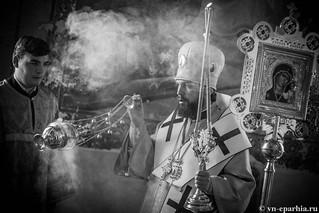 Литургия в Ильинском соборе 270