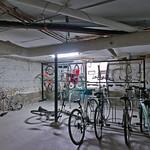 We know a bike room isn
