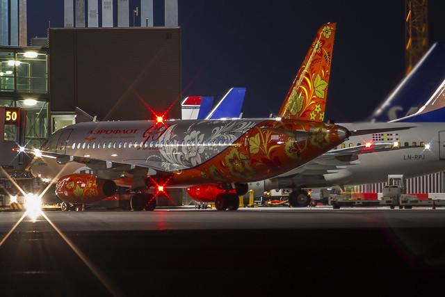Aeroflot 90 yers