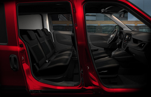 2015 Ram ProMaster City SLT Wagon interior Photo