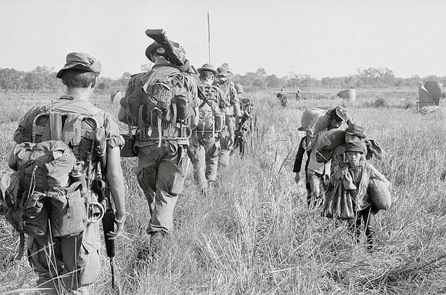 Vietnam War 1970 - Tay Ninh