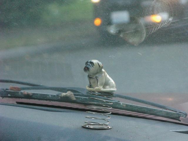 Boing Boing Dashboard Dog