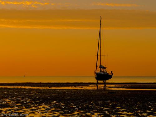kanalinseln channelislands golfstrom england habour frankreich sailing sunrise segeln sonnenaufgang hafen îlesanglonormandes jersey france gulfstream