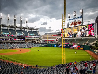 Progressive Field | Cleveland Indians | by Harold Brown