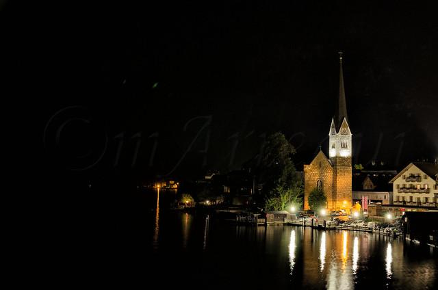 La noche de Hallstatt