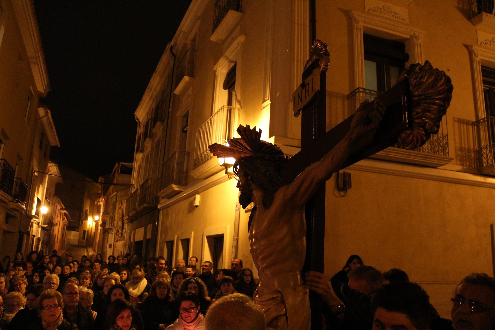 (2016-03-18) - VII Vía Crucis nocturno - Antonio José Verdú Navarro (106)
