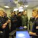 FCDR visits FGS Mecklenburg-Vorpomern and HMS Diamond - EUNAVFOR MED