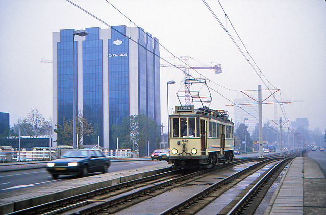 Once upon a time - The Netherlands - The interurban affair