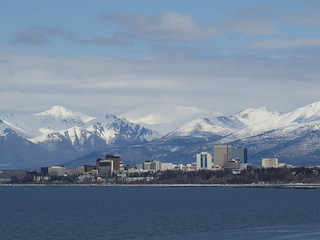 Anchorage Downtown   by Accretion Disc