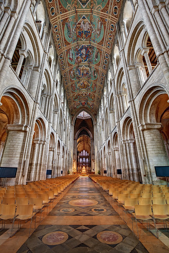 Nave of Ely Cathedral