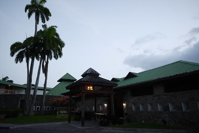 日, 2016-07-10 18:41 - Fort Young Hotel