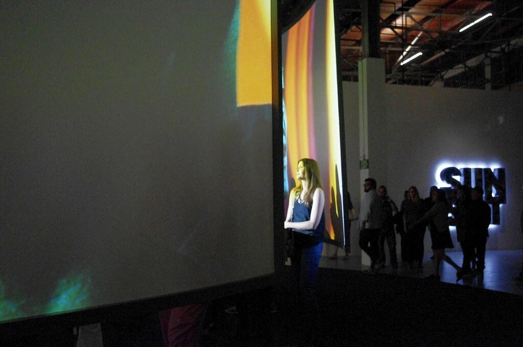 """Inside """"Electric Earth"""" Doug Aitken"""