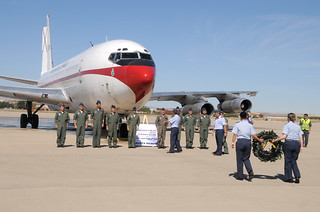 Despedida B707 Ejército del Aire