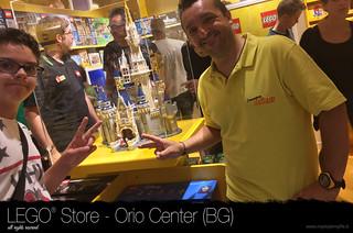 Lego Store 8 - Orio Center (BG) | by PatrickBaroni MYSTYLE-MYLIFE