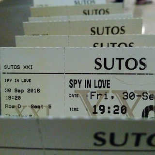 Review Film, Spy In Love | by yuniarinukti