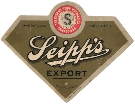 Seopps-Export-Beer-Labels-Conrad-Seipp-Brewing-Co