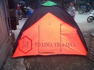 TENDA DOME   by PD LIMA TIGA TENDA