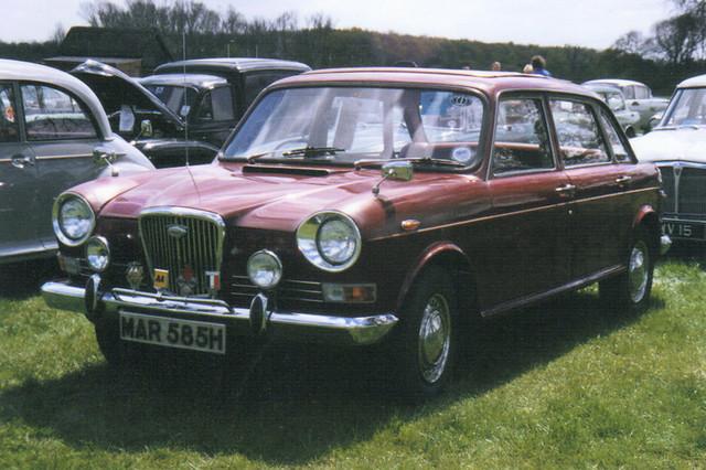 Wolseley 18/85 - MAR 585H