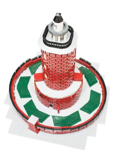 Kołobrzeg Lighthouse   by Stelario_lego