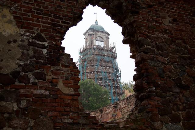 Vyborg's (Viipuri) Clock tower