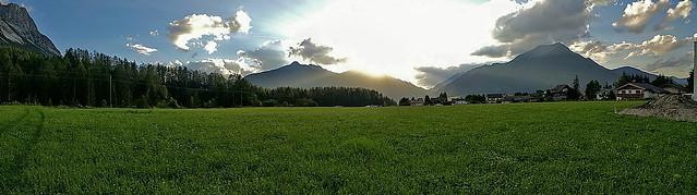 Ehrwald, Tirol - Austria sunset (191844648)