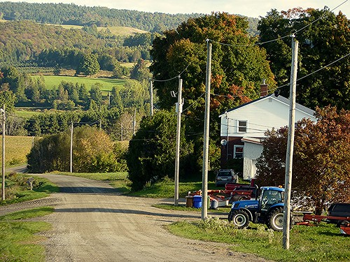 stanstead cantonsdelest easterntownships paysage landscape country campagne route québec