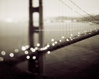 Meet Me In San Francisco (Black and White Edition)   Flickr