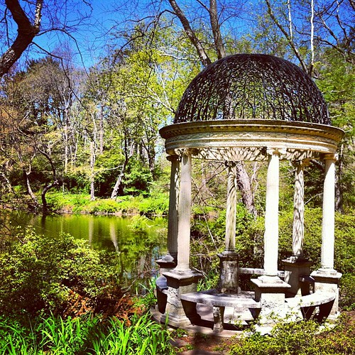Old Westbury Gardens Map: Temple Of Love At Old Westbury Gardens #worldplaces #westb