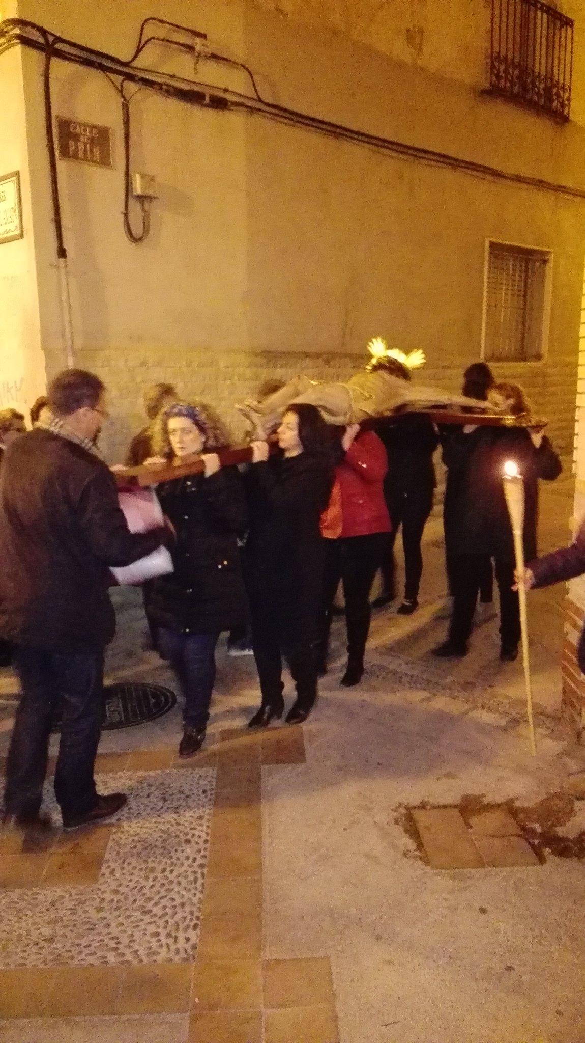 (2016-03-18) - VII Vía Crucis nocturno - Javier Romero Ripoll (082)