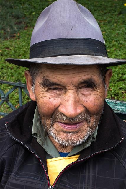 Grumpy Old Man, Cuenca
