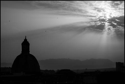 sunrise canon italia campania alba tetti napoli naples luoghi panorami 50d canon24105 diurnialbe naplesnapolespartenopeneapol