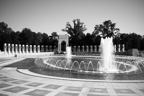 National World War II Memorial. | by Matt Benton